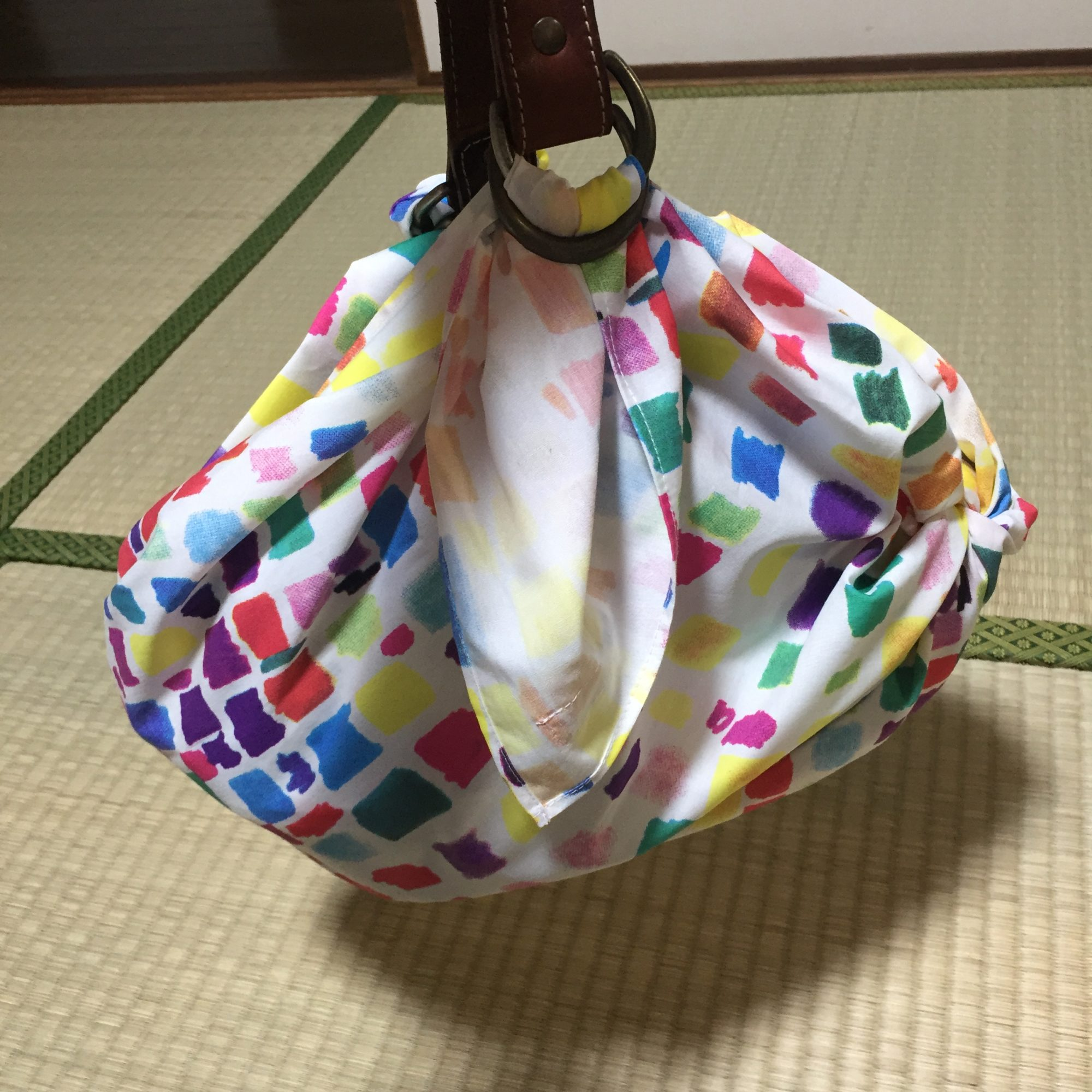 風呂敷バッグ〜日本文化を楽しむ〜