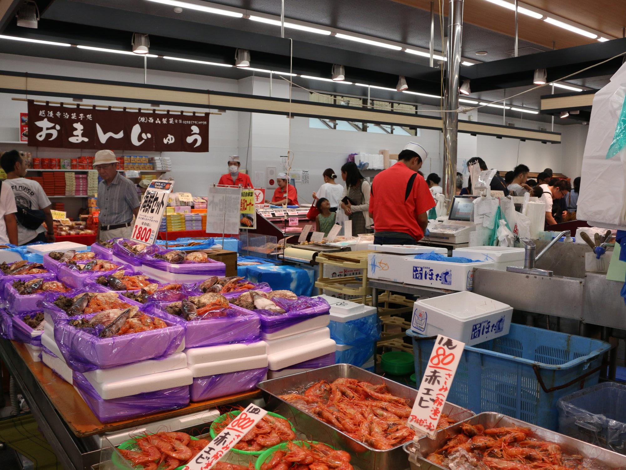 弥彦神社と寺泊魚の市場通りで買い出し〜お盆休み 人情あふれた新潟旅!その12〜