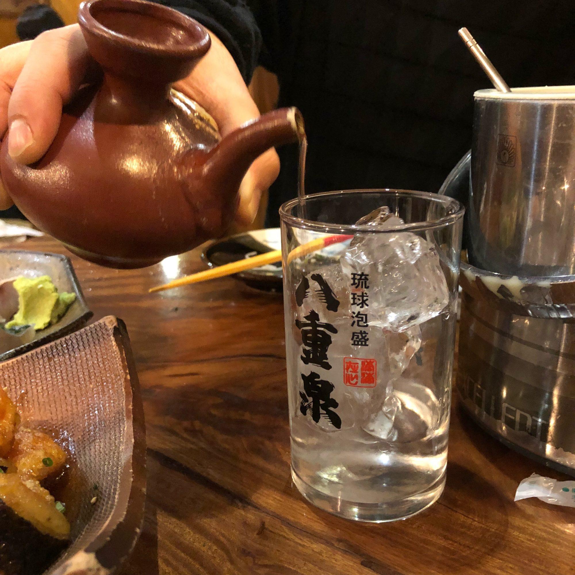 石垣島の料理を堪能。丸源の美味しいご飯と泡盛を満喫〜年末に行く、離島旅2017-2018〜