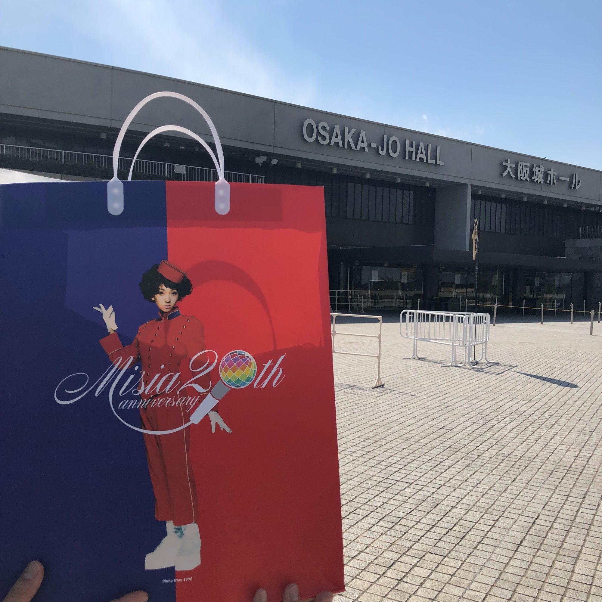 大阪城ホール前がすごい!!オシャレエリアに大変身〜cafe gramのパンケーキとMISIA20周年ライブを楽しむ〜