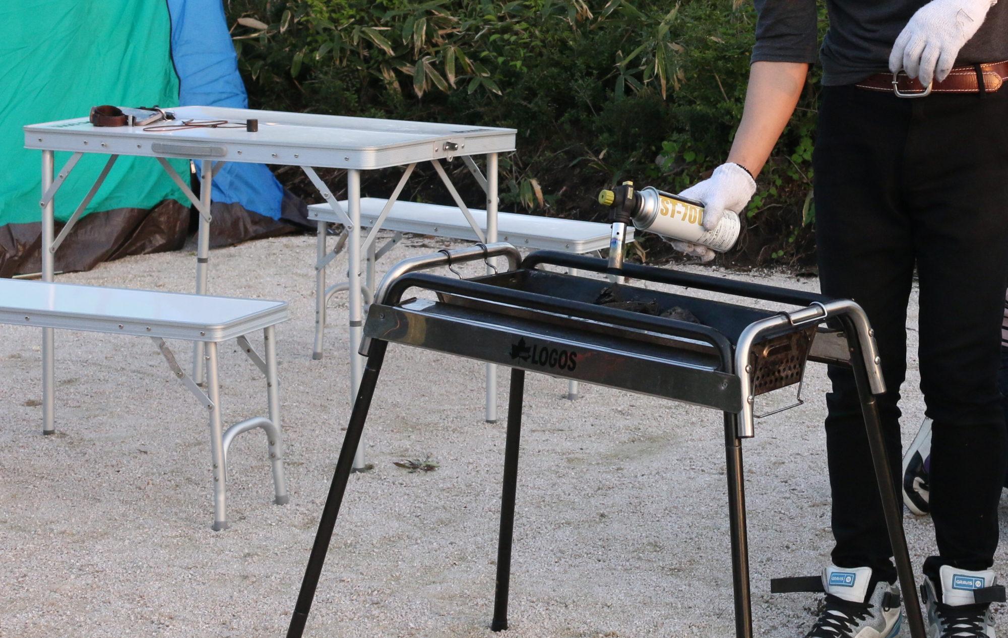 大山オートキャンプ場で、バーベキュー&テントを張って寝る〜ゴールデンウィークに1泊2日の大阪からの弾丸ツアー〜