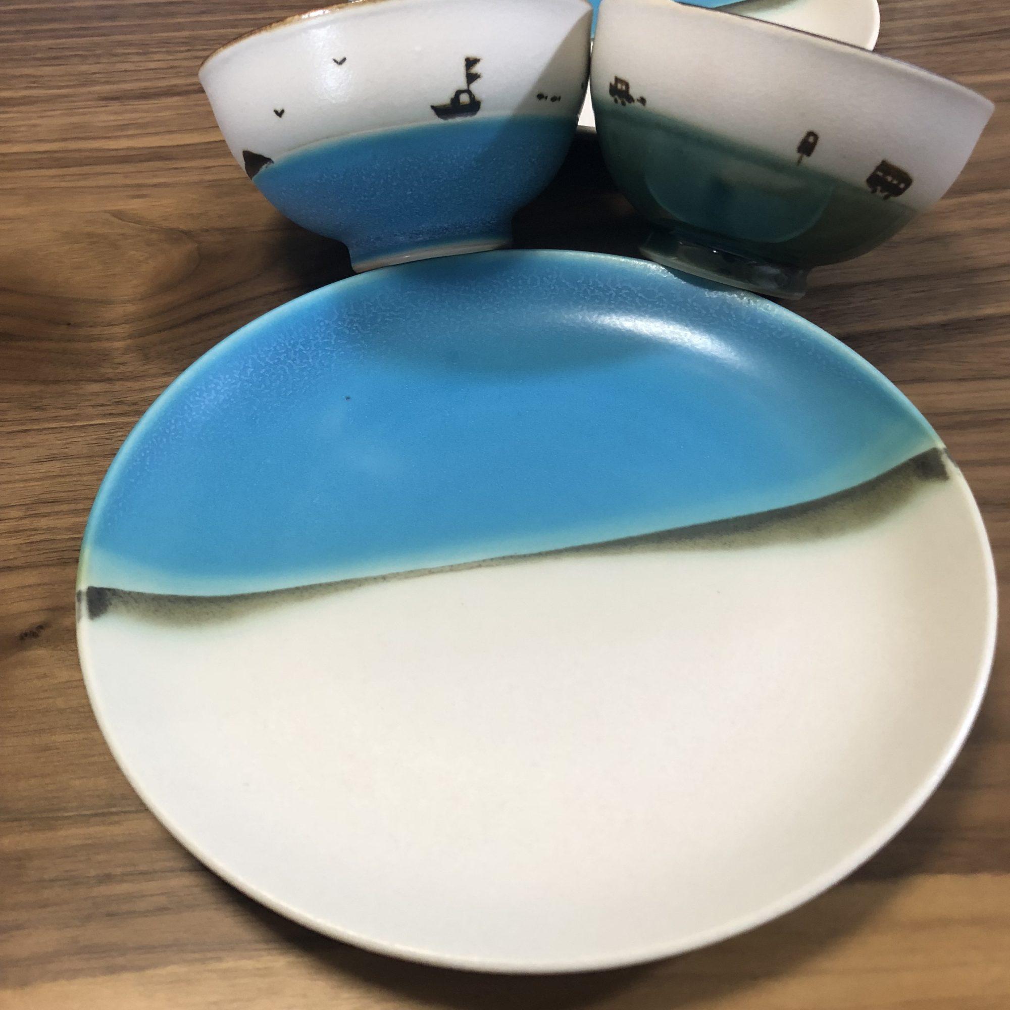 ヤッチとムーンでおしゃれな食器たちに癒される〜沖縄の那覇市にあるお店〜