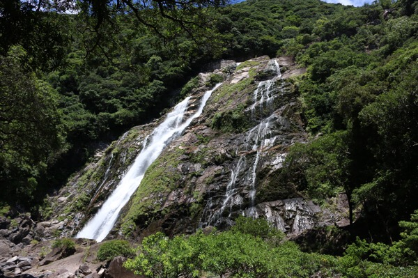 2泊3日屋久島旅!1日目 滝巡り〜近くで観れる大川滝(おおこたき)と千尋(せんぴろ)の滝〜