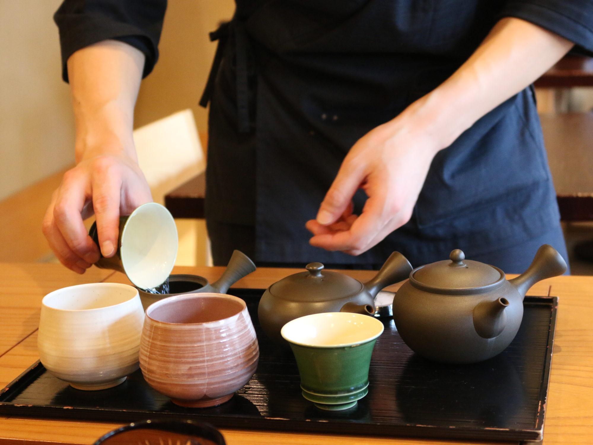 京都嵐山でのランチ〜茶三楽でお茶漬けを楽しむ〜