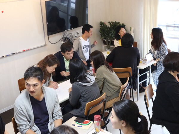 AIFA 行列のできる講師力講座in東京 に参加!3日間を終えて