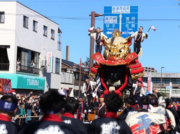 バルーンフェスタから唐津くんち2018へ〜佐賀のお祭りを楽しむ11月〜