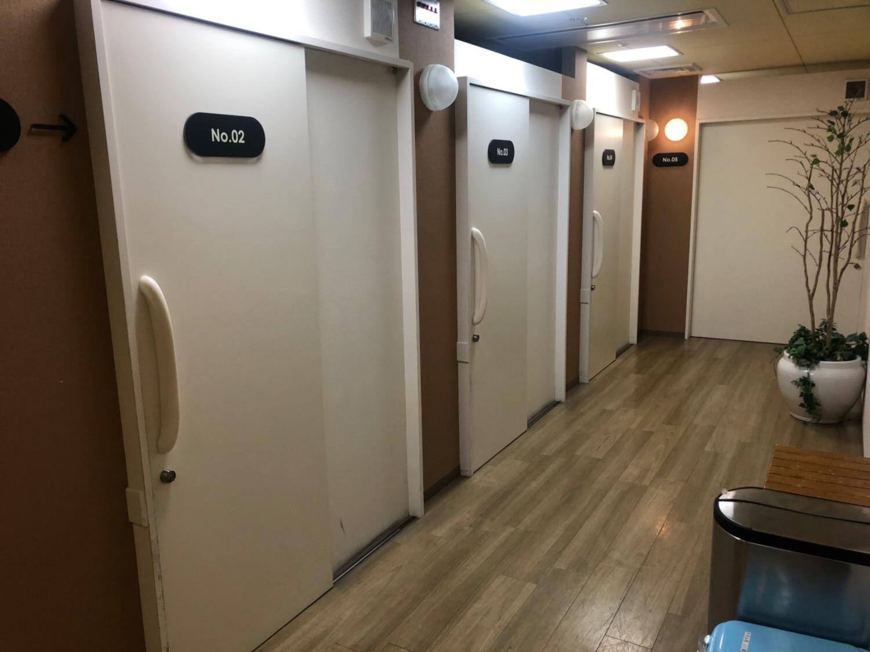 関空のシャワールーム〜長旅の前に関西空港2Fのラウンジでシャワー〜