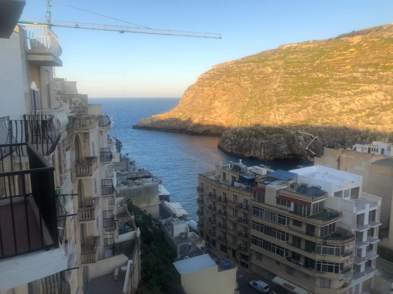 Airbnbでマルタ ゴゾ島のシュレンディーで宿泊〜キッチン付きで4人で同じ部屋に泊まれる〜