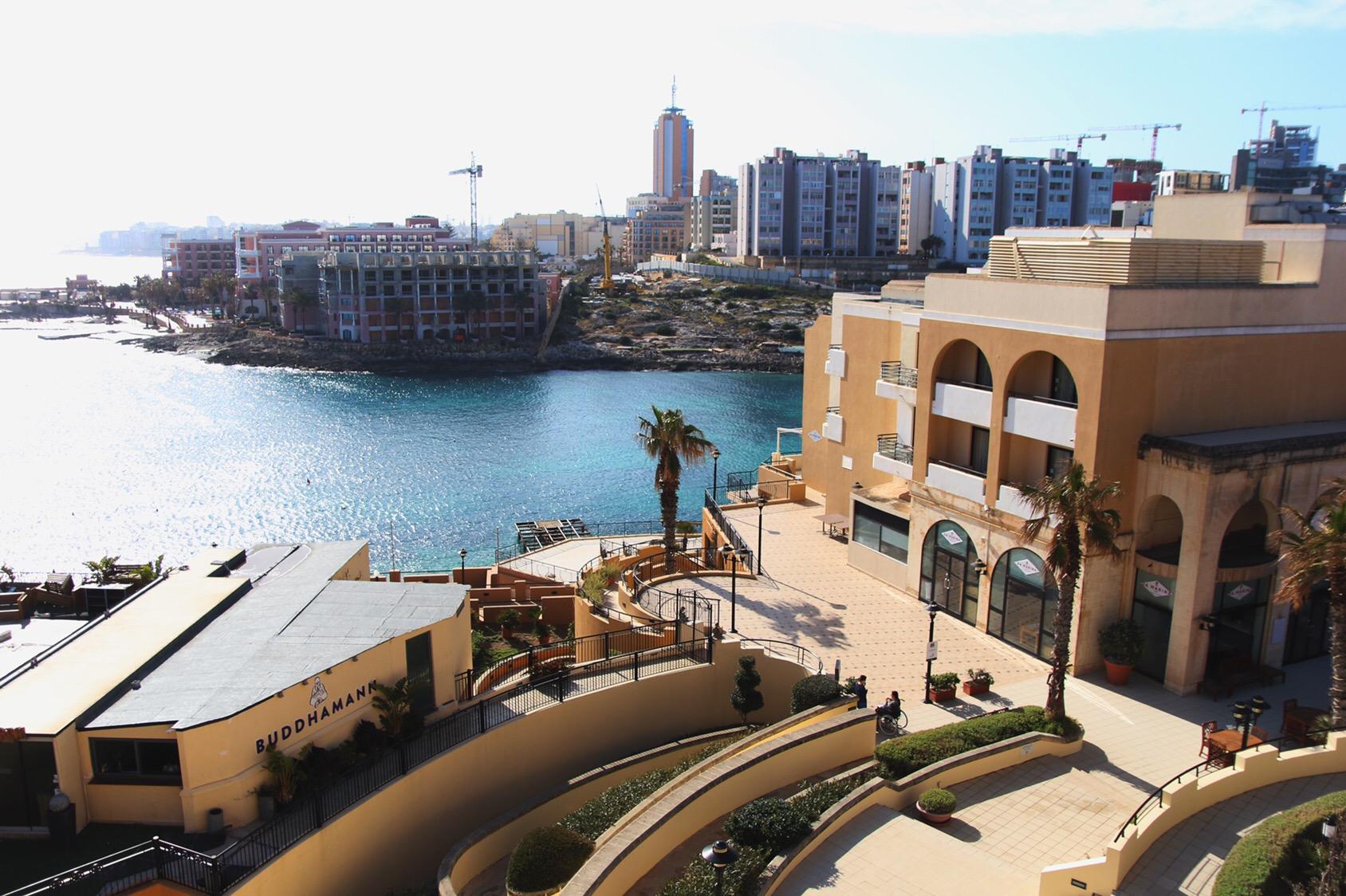マルタ旅行でホテルはどのエリアを選ぶ?〜バレッタ/スリーマ/セントジュリアンを比較〜