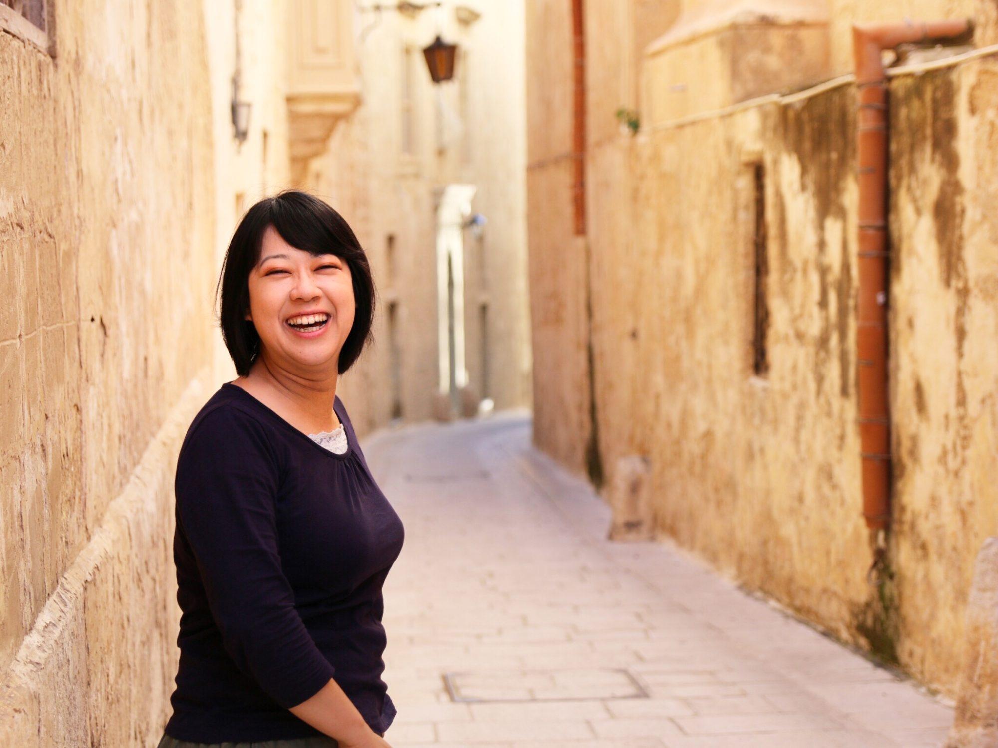 プロフィール写真を変更しました。なぜマルタがこんなに好きなのか?恋したマルタでの写真撮影。