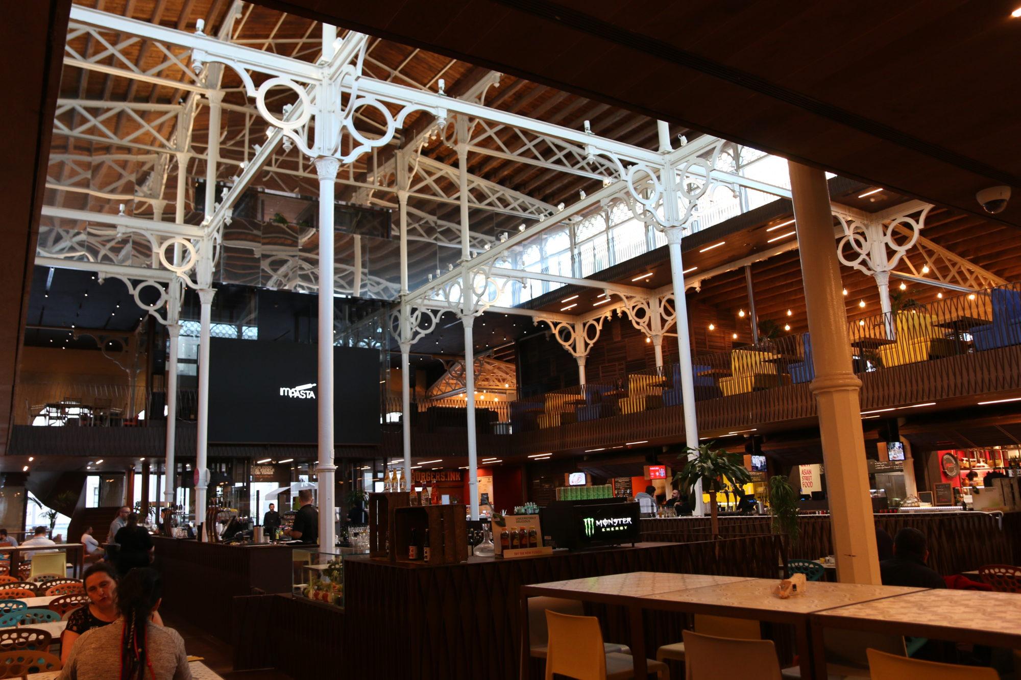 Is-suq tal-beltでお買い物と晩ごはんを食べる~マルタ/バレッタの新商業施設!~