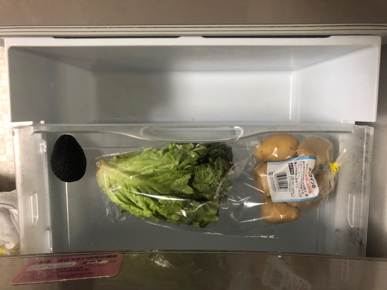 冷蔵庫 クリーン大作戦!!〜何が入っているかわかる量だけ入れる!〜