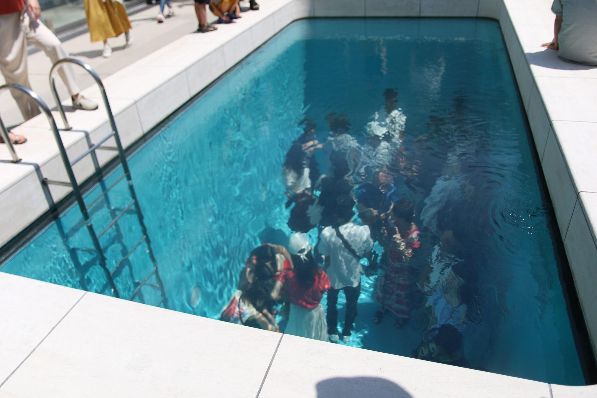 金沢21世紀美術館/金澤ななほしカレーの訪問レポ