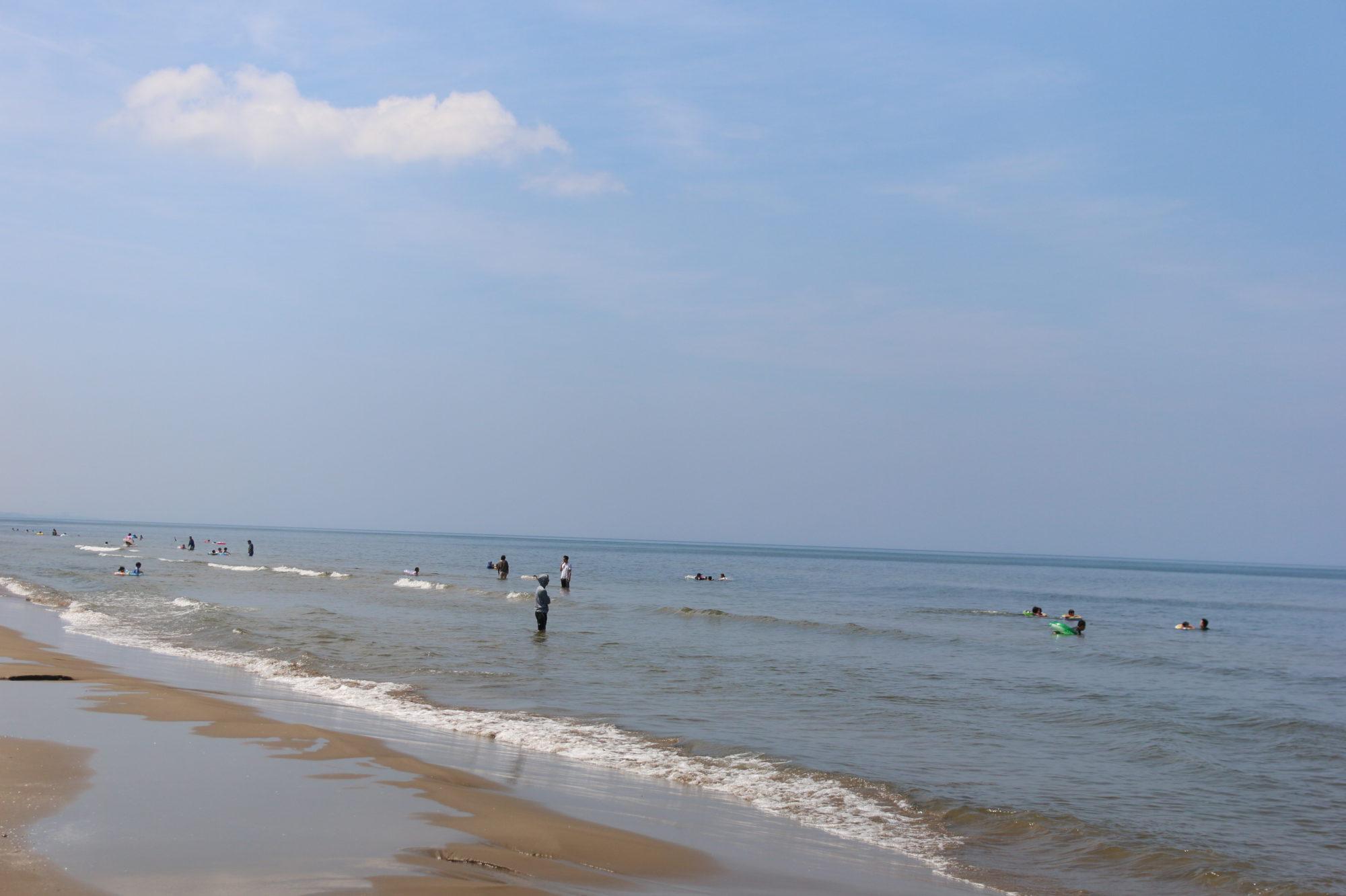 千里浜なぎさドライブウェイと道の駅のと千里浜 訪問レポ