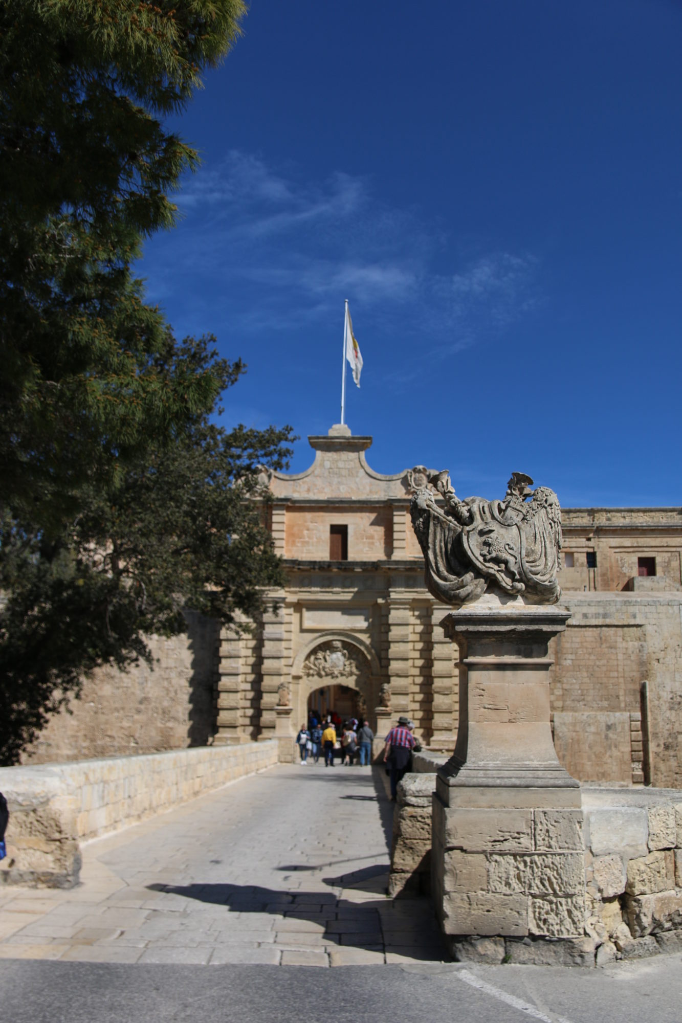 中世な空間 イムディーナ/マルタの旧市街を街散策。