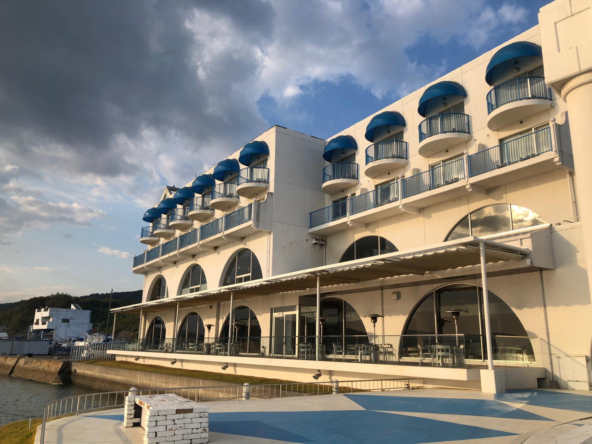 日本のエーゲ海 ホテルリマーニ宿泊レポ~牛窓のリゾートホテルで贅沢な時間をゆっくり過ごす~