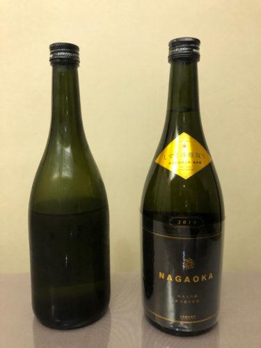 新年のお酒は日本酒応援団のお酒