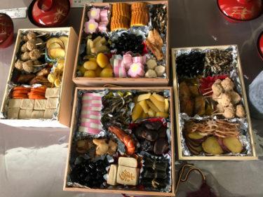 来年は作りたいと思ったおせち料理〜四季島の木箱につめた我が家のおせち〜